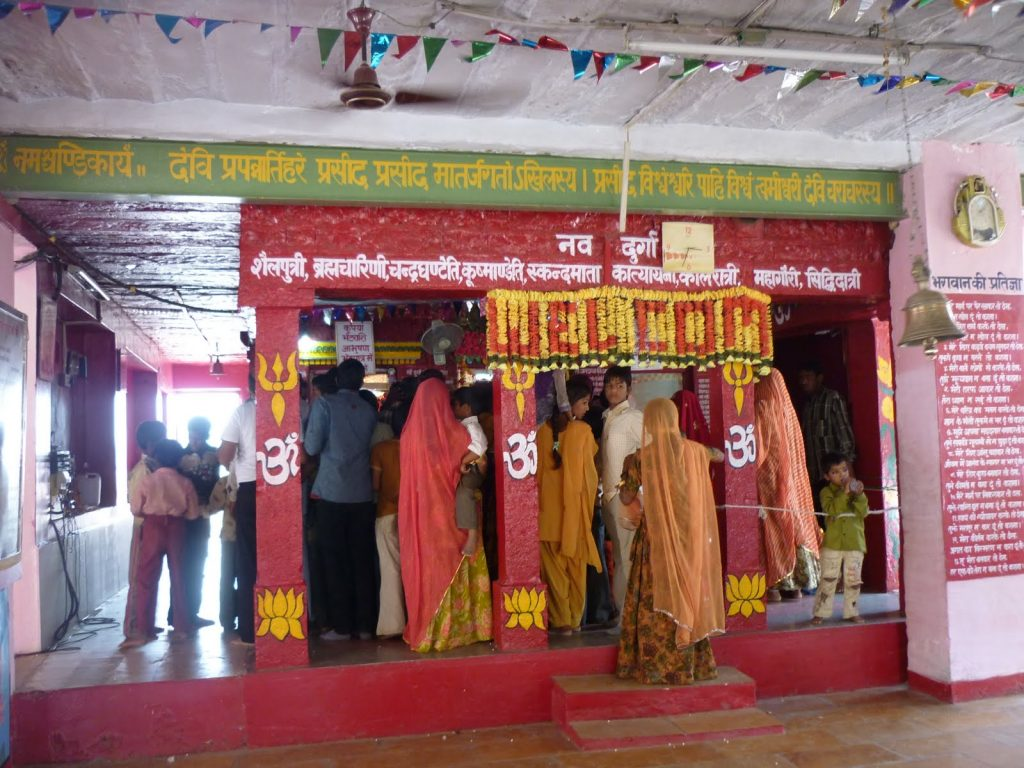 Ghantiyali ray temple jaisalmer