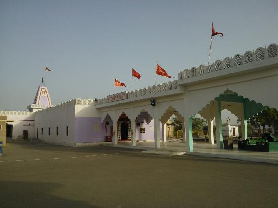 Tanot ray temple
